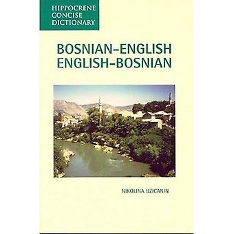 Bosnian-English, English-Bosnian Dictionary (Hippocrene Concise Dictionaries)