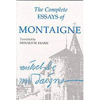 Kompletne esejów Montaigne