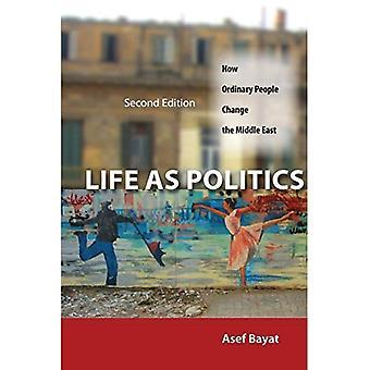 Leven als politiek