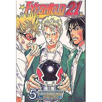 Eyeshield 21: Volume 5 (Eyeshield 21)