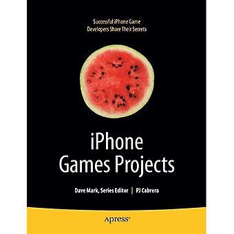 iPhone spel projekt (böcker för proffs av proffs)