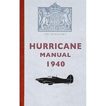 Huragan Podręcznik 1940