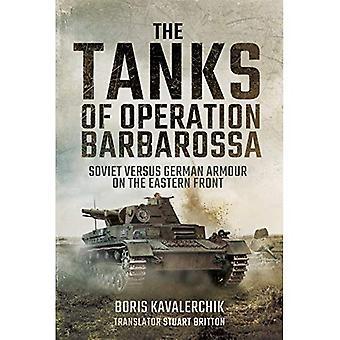 Die Panzer der Operation Barbarossa