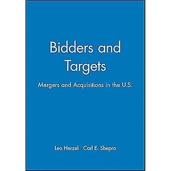 Bidders and Targets: Mergers and Acquisitions in the U. S.