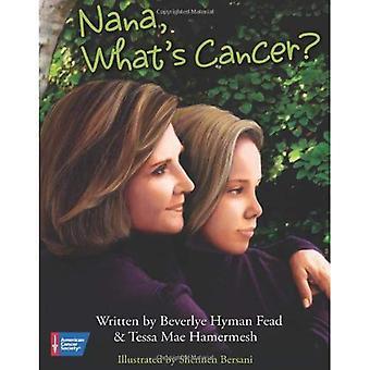 Nana, was Krebs ist?: eine heilende Gespräch zwischen Großmutter und Enkelin