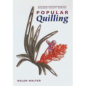 Popular Quilling (Milner Craft) (Milner Craft Series)