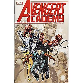 Avengers Academy: Pełna kolekcja Vol. 1