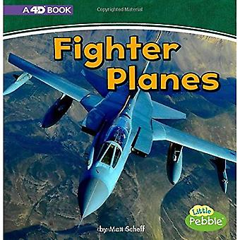 Fighter Planes: A 4D Book (Mighty Military Machines)