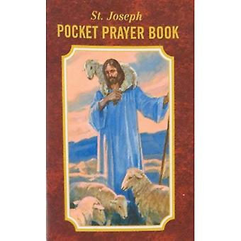 Saint Joseph Pocket Prayer Book-15pk