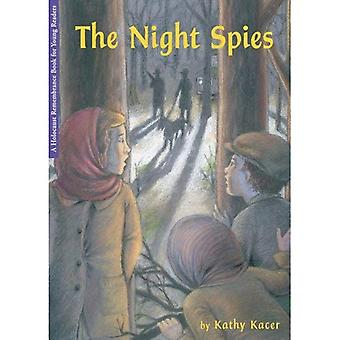 The Night Spies (Holocaust Rememberance Series for Young Readers) (Holocaust Rememberance Series for Young Readers)
