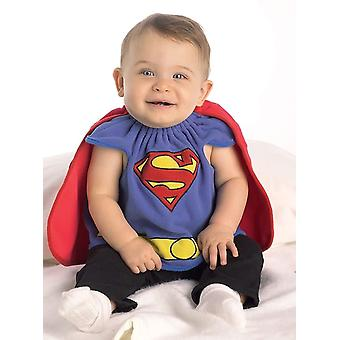 Baby Superman Infant Costume