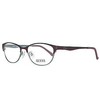 Denke, optischen Rahmen 53 049 GU2504