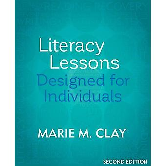 Literacy Lessons Designed for Individuals by Marie M. Clay - 97814071