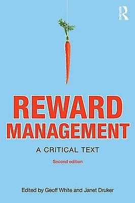 Reward ManageHommest A Critical Text by blanc Geoff