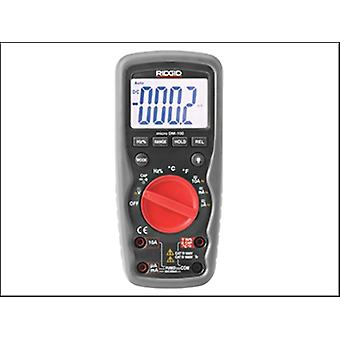 RIDGID DM-100 Micro Digitale Multimeter