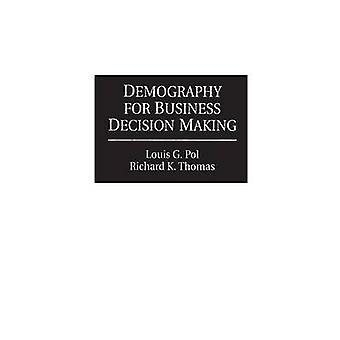 Väestö tiede for Business päätöksen teon by Pol & Louis