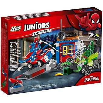 10754 LEGO Spider-Man vs. Scorpion Street duel
