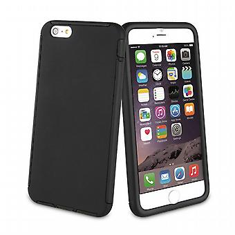 Affaire Full Protection TPU noir Apple iPhone 6 Plus Muvit