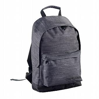 Caribee Campus Backpack 22L - grigio/nero