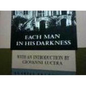 Each Man in His Darkness by Julien Green - A. Green - 9780704300644 B