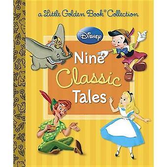 Disney - Nine Classic Tales by James Matthew Barrie - Bill Langley - R