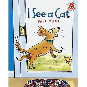 I See a Cat by Paul Meisel - 9780823436804 Book