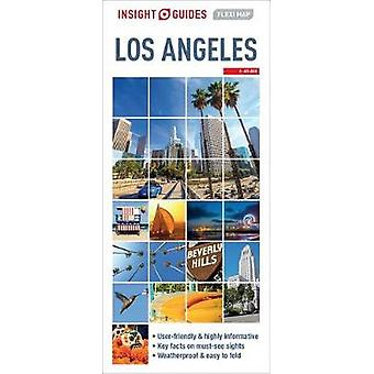 Insight Guides Flexi Map Los Angeles - 9781786719270 Book