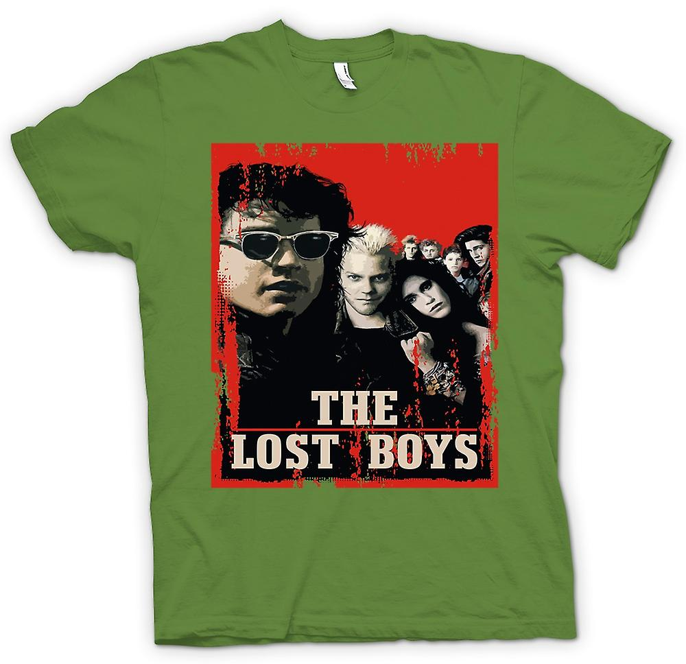 Heren T-shirt - The Lost Boys - Movie Inspired