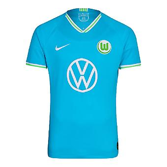 2019-2020 VFL Wolfsburg Away Nike Football Shirt