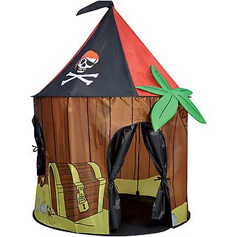 Geist der Luft Kinder Königreich Pop Up Pirate Zeltkabine