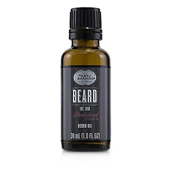 The Art Of Shaving Beard Oil - Sandalwood Essential Oil 30ml/1oz