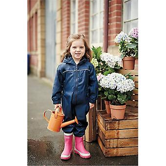 Regatta professional kid's paddle one piece rain suit trw466