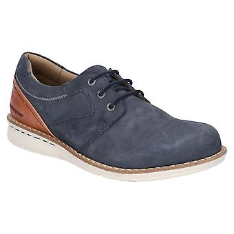 Hush Puppies Mens Chase Casual Lace Up Chaussure