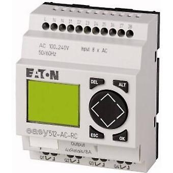 PLC controller Eaton easy 512-AC-RC 274104 115 V AC, 230 V AC