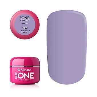 Base one-Matt-Lavender touch 5 g UV-gel