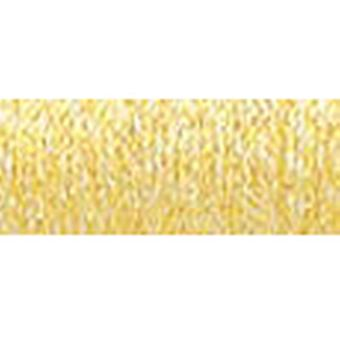 Kreinik Very Fine Metallic Braid #4 11 Meters 12 Yards Star Yellow Vf 091