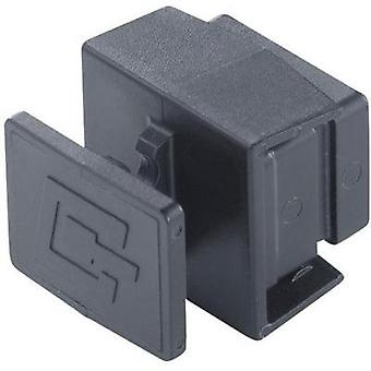 Metz Connect 1401048102KI RJ45 Black