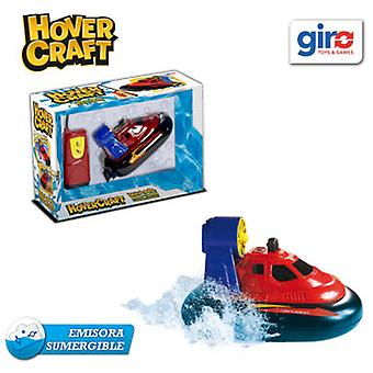 Silva Hovercraft R / c (Toys , Vehicles And Tracks , Radiocontrol , Sea)