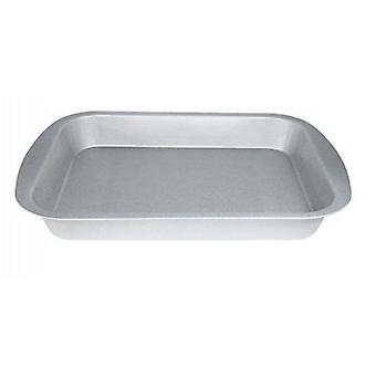 Algon Oven tray  Large  Ø 32 Cm. Height 3 Cm. (Giardino , Barbecue , Utensili da cucina)
