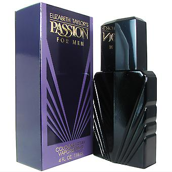 Passion Men by Elizabeth Taylor 4 oz EDC Spray