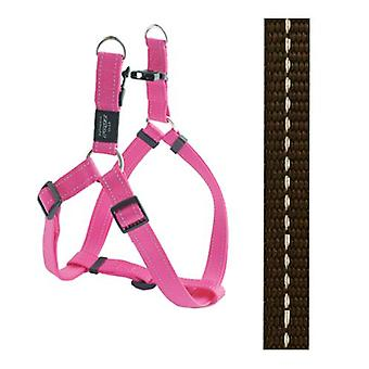 ROGZ FOR DOGS NITELIFE STEP-IN H CHOCO 11 MMX27-38 CM