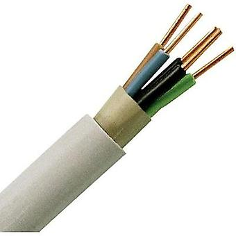Sheathed cable NYM-J 5 G 1.5 mm² Grey Kopp 153005848 5 m