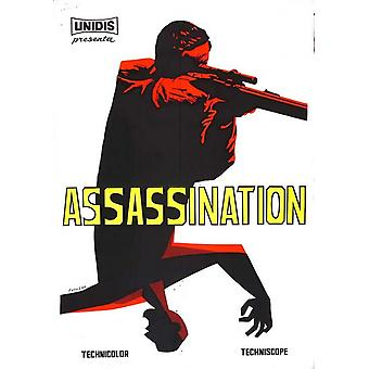 Assassination Movie Poster Print (27 x 40)