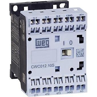 1 pc(s) CWC09-10-30D24S WEG 3 makers 4 kW 230 Vac 9 A