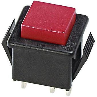 Pushbutton 250 Vac 3 A 1 x On/(Off) APEM 1412NA-2 momentary 1 pc(s)