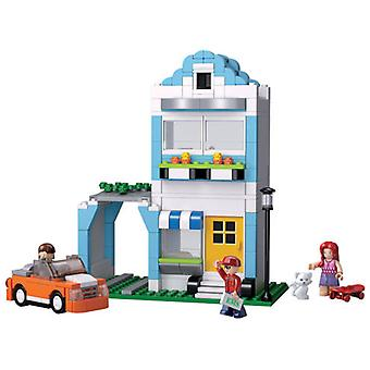Sluban Town Apartment 305 Parts (Toys , Constructions , Buildings)