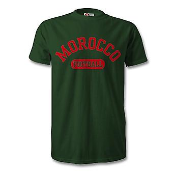 Maroc Football Kids T-Shirt
