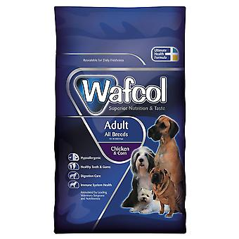 Wafcol Adult pollo & mais 2,5 kg