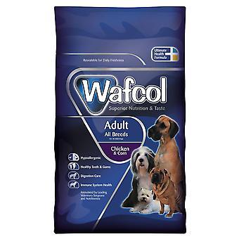 Wafcol Adult Chicken & Corn 2.5kg