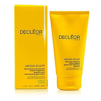 Decleor Perfect beeldhouwen - Stretch Mark herstructurering Gel crème van 150ml / 5oz